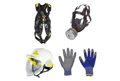 Equipement protection individuelle EPI